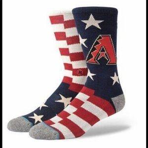 Stance Arizona Diamondbacks Socks